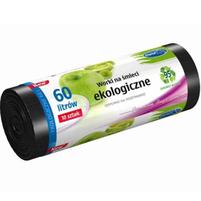 STELLA Worki na śmieci ekologiczne 60L