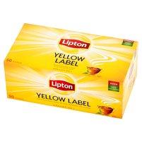 LIPTON Yellow Label Herbata (50 tb.)