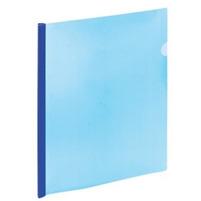 GRAND Skoroszyt zaciskowy A4 niebieski