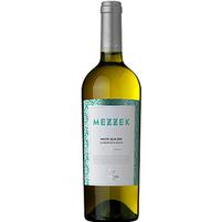 MEZZEK Chardonnay&Muscat Wino białe półwytrawne Bułgaria