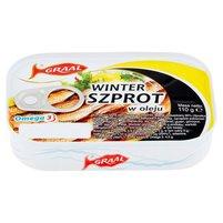 GRAAL Winter Szprot w oleju