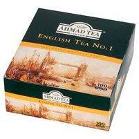 AHMAD TEA English Tea No. 1 Herbata czarna (100 tb.)