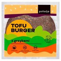 POLSOJA Tofu burger z grzybami