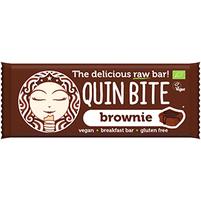 QUIN BITE Baton raw brownie