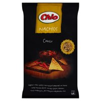 CHIO Nachos Chilli con carne Chipsy kukurydziane