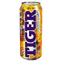 TIGER Mango Bomb Gazowany napój energetyzujący