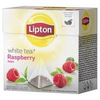LIPTON Malina Herbata biała (20 tb.)