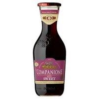 Companione Wino czerwone słodkie mołdawskie 100 cl
