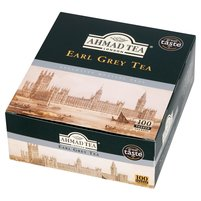 AHMAD Tea Earl Grey Herbata czarna (100 tb.)