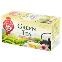 TEEKANNE Herbata zielona z herbatką owocową ziołową o smaku limonki (20 tb.)