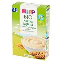 HiPP BIO Kaszka jaglana z ryżem i kukurydzą po 4. m-cu