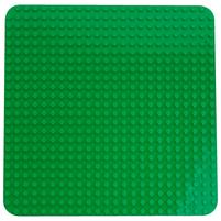 LEGO Duplo Zielona płytka konstrukcyjna 2304 (1.5+)