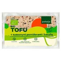 POLSOJA BIO Tofu z pomidorami i bazylią