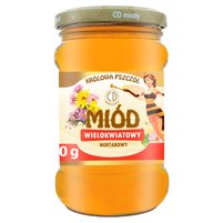 CD Królowa Pszczół Miód Wielokwiatowy nektarowy