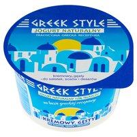 GREEK STYLE Jogurt naturalny 10% tłuszczu