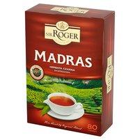 SIR ROGER Madras Herbata czarna ekspresowa (80 tb.)