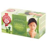 TEEKANNE World Special Teas Zen Chaí Herbata zielona o smaku cytryny i mango (20 tb.)