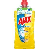 AJAX Boost Płyn czyszczący soda oczyszczona + cytryna