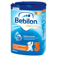 BEBILON 3 Pronutra-Advance Mleko modyfikowane po 1. roku