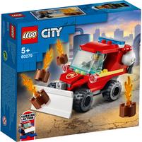 LEGO City Mały wóz strażacki, 60279 (5+)