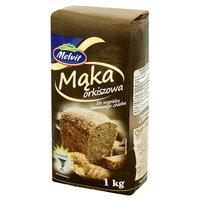 MELVIT Mąka orkiszowa do wypieku domowego chleba