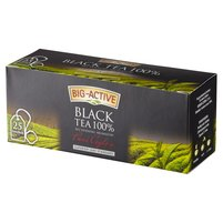 BIG-ACTIVE Pure Ceylon Herbata czarna 100% (25 tb.)