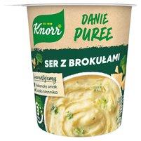 KNORR Danie Puree Ser z brokułami