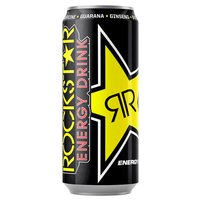 ROCKSTAR Gazowany napój energetyzujący