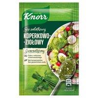 KNORR Sos sałatkowy koperkowo-ziołowy