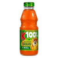 Kubuś 100% Sok jabłko marchew banan 300 ml
