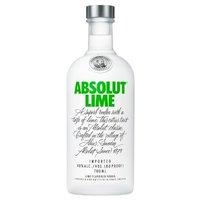 Absolut Lime Wódka o smaku limonki 700 ml