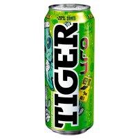 TIGER UFO Gazowany napój energetyzujący