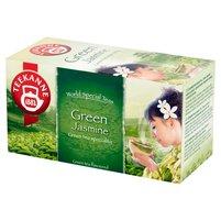 TEEKANNE World Special Teas Green Jasmine Herbata zielona o smaku jaśminowym (20 tb.)