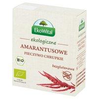 EkoWital Ekologiczne amarantusowe pieczywo chrupkie
