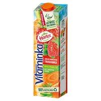 HORTEX Vitaminka Sok jabłko marchew truskawka