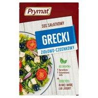 PRYMAT Sos sałatkowy grecki ziołowo-czosnkowy