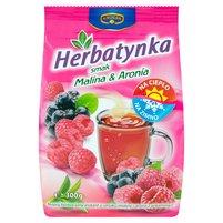 KRUGER Herbatynka Napój herbaciany smak malina & aronia