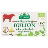 EkoWital Ekologiczny bulion wołowy w kostkach