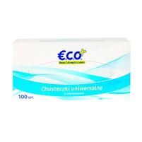 ECO+ Chusteczki uniwersalne
