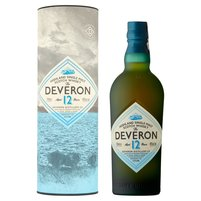 The Deveron Aged 12 Years Single Malt Scotch Whisky 700 ml