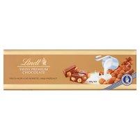 Lindt Gold Szwajcarska mleczna czekolada z orzechami laskowymi