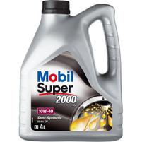 MOBIL SUPER 2000 X1 10W-40 olej silnikowy