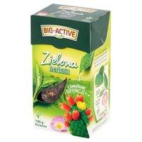 BIG-ACTIVE Herbata zielona z kawałkami opuncji