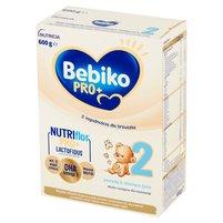 BEBIKO Pro+ 2 Mleko następne dla niemowląt powyżej 6. m-ca