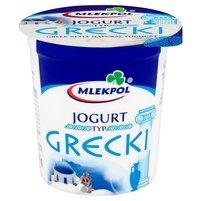 MLEKPOL Jogurt naturalny typ grecki