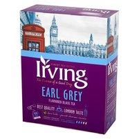IRVING Earl Grey Herbata czarna aromatyzowana (100 tb.)
