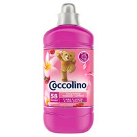 COCCOLINO Creations Tiare Flower & Red Fruits Płyn do płukania tkanin koncentrat (58 prań)