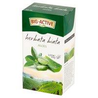 BIG-ACTIVE Herbata biała aloes (20 tor.)