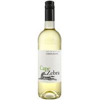 Cape Zebra Chenin Blanc wino białe półwytrawne RPA