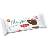 CUKRY NYSKIE Fit&Free Herbatniki o smaku czekoladowym bez dodatku cukrów